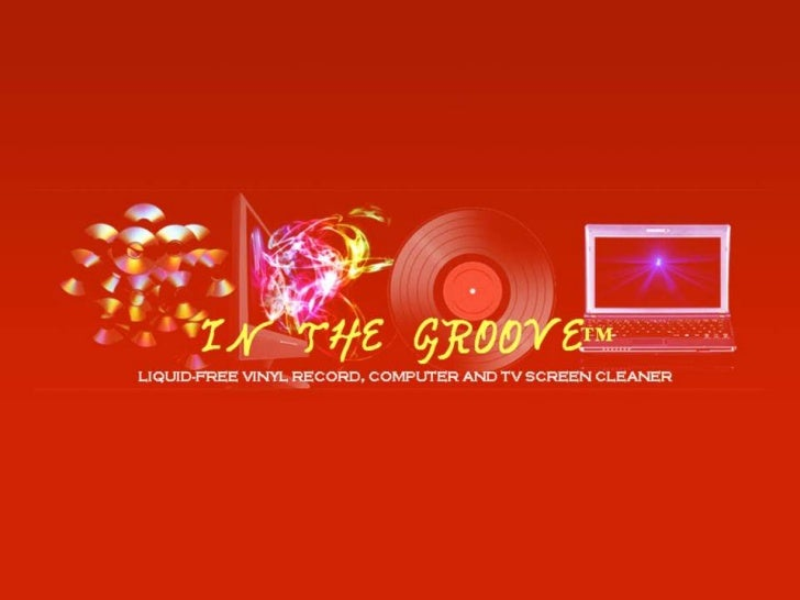 Cleaning Laptop Screen With In The Groove Liquid Free Vinyl Record