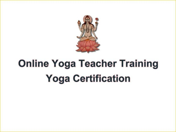 Get To Know About Yoga Teacher TrainingWithin today's busy environment it is actually beneficial to exercise yoga which us...