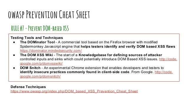 owasp xss cheat sheet pdf