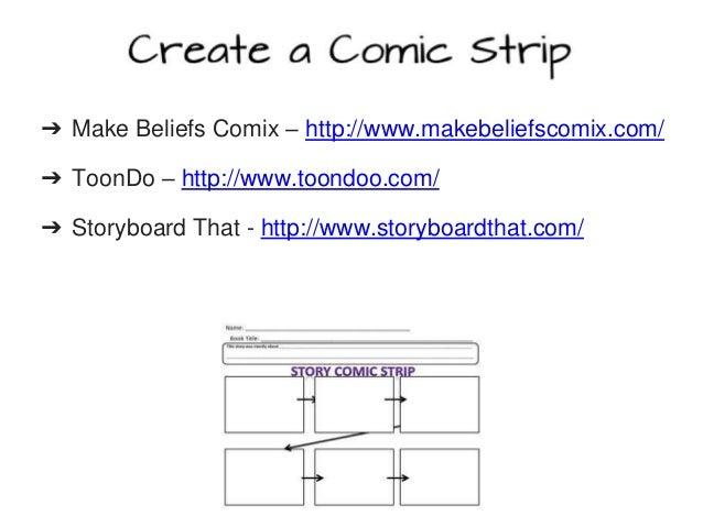 Do an Animation ➔ GoAnimate – http://goanimate.com/ ➔ Scratch – http://scratch.mit.edu/ ➔ Doink – http://www.doink.com/