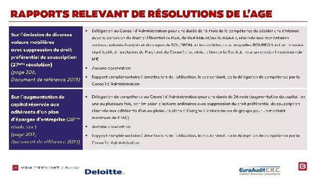 Au service de nos clients Une fiabilité technique accrue Des capacités cargo supérieuresUne amélioration de la consommatio...