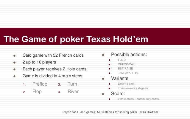 Texas holdem poker australia rules