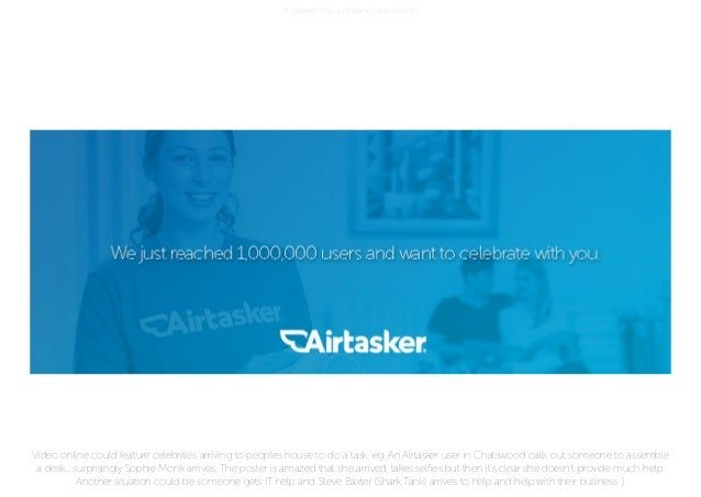 Airtasker Presentation