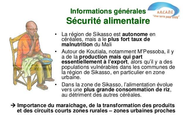 Sécurité alimentaire : état des lieux et propositions à Alençon Slide 2