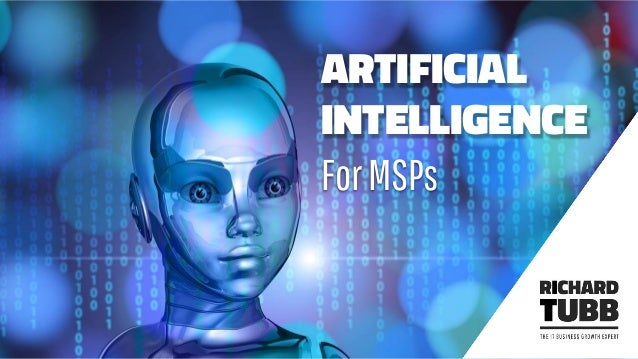 ARTIFICIAL INTELLIGENCE ForMSPs