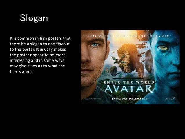 an analysis of the movie avatar The controverted responses to james cameron's avatar (2009), as well as its use to support a variety of political and ideological agendas, seem to imply that there is something in this film for almost everyone an analysis from the perspective of trauma studies suggests that the key to its impact may lie in the way the movie.
