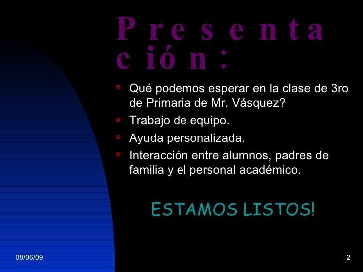 Presentation Back To School2 Slide 2