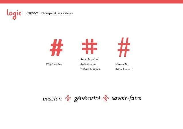l'agence - l'équipe et ses valeurs Pôles de l'agence  Pôles de l'agence  Pôle graphisme  Pôles de l'agence  # # # # # #  P...