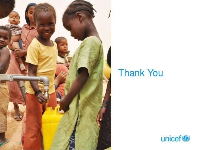 © UNICEF/CHRIS TIDEY  Thank You