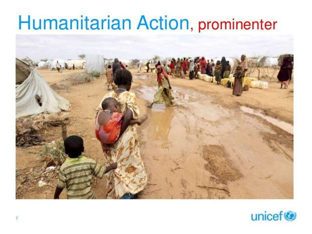 Humanitarian Action, prominenter  Click to edit Master subtitle style  7