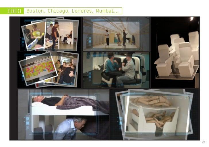 IDEO Boston, Chicago, Londres, Mumbai...                                           30