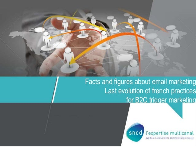 Facts and figures about email marketing Last evolution of french practices for B2C trigger marketing