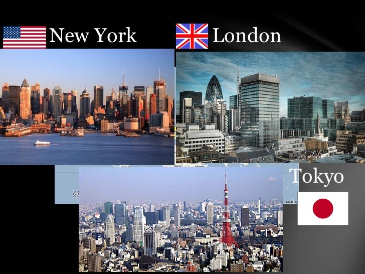 Dating in new york and london