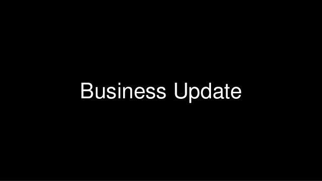 3  Business Update