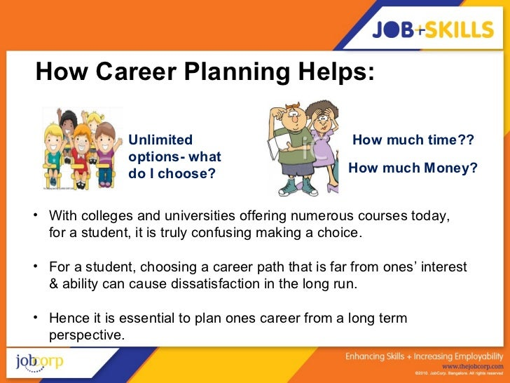 """importance of choosing career Choosing a career path (or changing one) is, for most of us, a confusing and anxiety-riddled experience many will tell you to """"follow your passion"""" or """"do what you love,"""" but as cal newport argues in so good they can't ignore you, this is not very useful advice when i graduated from."""