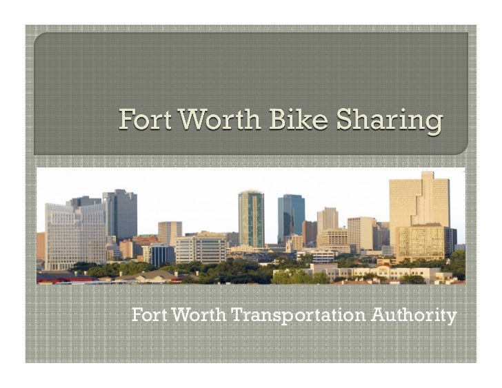 Fort Worth Transportation Authority