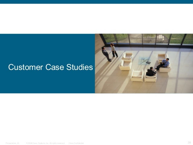 cisco customer case studies Search case studies collaboration customer showcase epic film producer collaborates with webex jerry bruckheimer has produced some of the most epic and exciting films, ever he knows what it takes to collaborate see the case study  cisco customer journey solutions, cc-one, uc-one: other: at kearney.