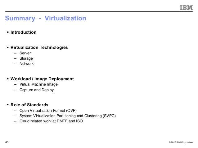 Application Virtualization 4 5 Terminal Services White Paper