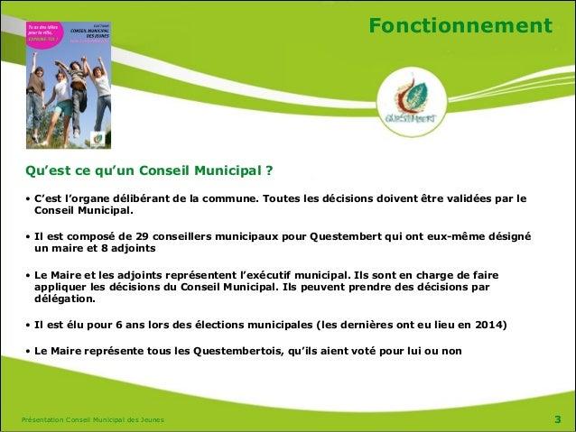 Election, fonctionnement, dates clés : tout sur le conseil municipal des jeunes Slide 2