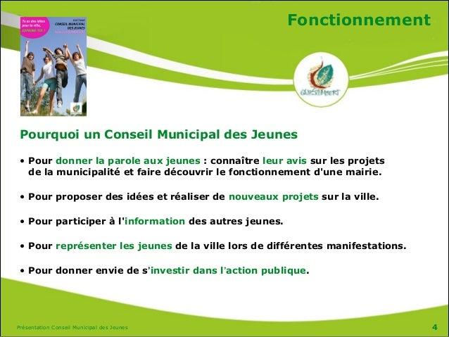 Election, fonctionnement, dates clés : tout sur le conseil municipal des jeunes Slide 3