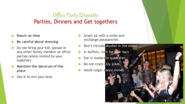 Ppt Presentation Corporate Etiquette By Nakentoh