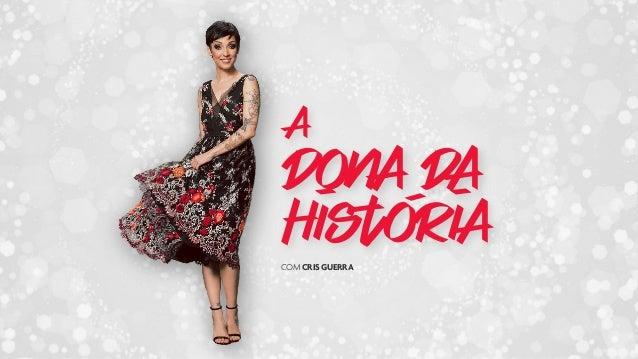 COM CRIS GUERRA A DONADA HISTORIA