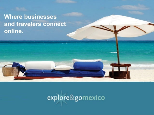 Where businesses and travelers connect online.