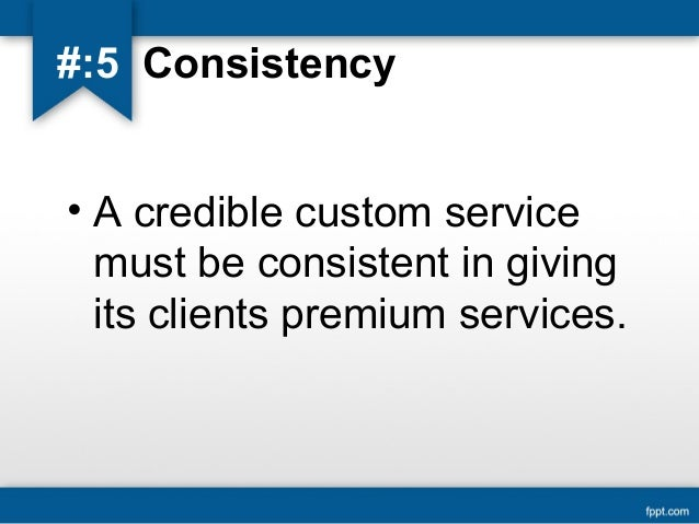 Suggested custom writing services