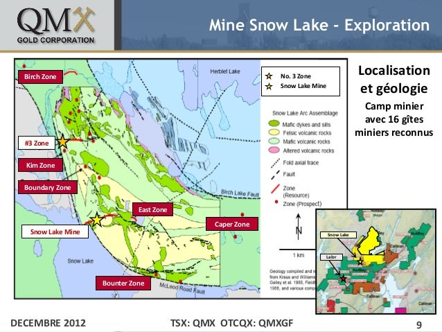 Mine Snow Lake - Exploration• Birch Zone edit Master text styles   Click to                                               ...