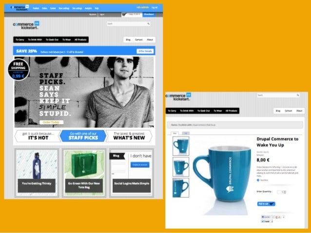 Offrir un catalogue clair Comment un potentiel client peut-il trouver son bonheur ? ● Segmenter le catalogue permet de cib...