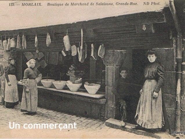 Un commerçant