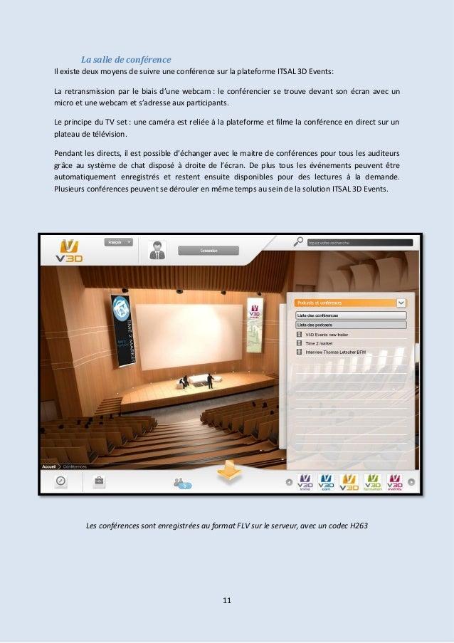 presentation du bureau virtuel html5 itsal. Black Bedroom Furniture Sets. Home Design Ideas