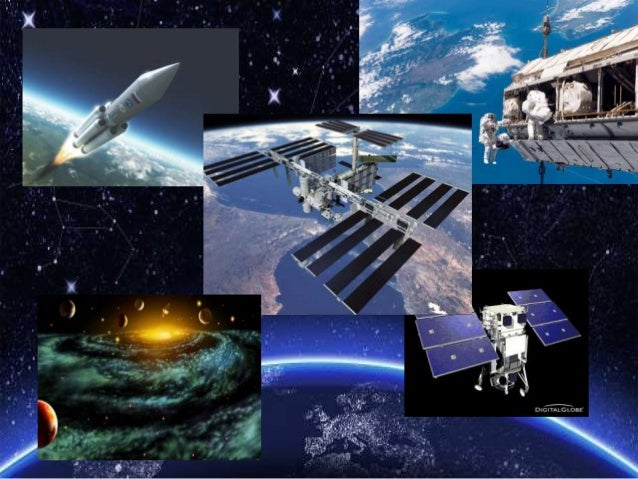 Presentation   earth and space  Slide 3
