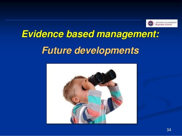 Postgraduate Course CEBMa Database of Evidence Summaries Online learning modules Accreditational bodies Future developm...
