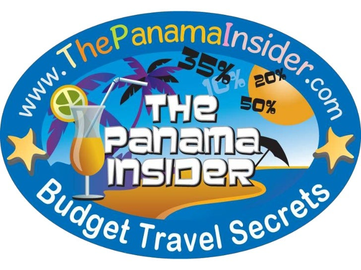 The Panama Insider: Logistics A-Z<br />How to Navigate Panama Like a Pro<br />Things You Should Know<br />