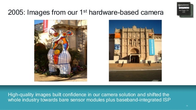3636 High-quality images built confidence in our camera solution and shifted the whole industry towards bare sensor module...
