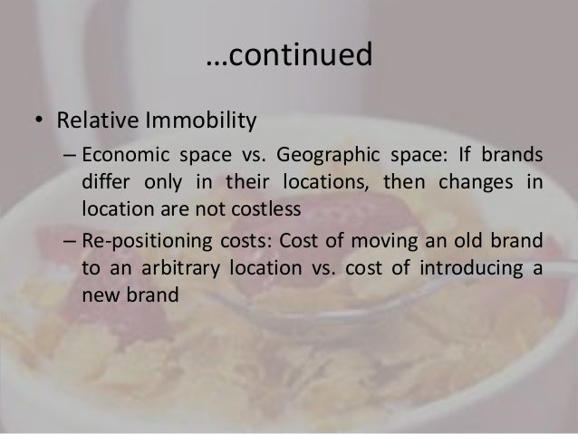 rte breakfast cereal industry 1994 The rte cereal industry in 1994 case analysis competitive strategy presented by: raghav keshav why has rte cereal been such a profitable business the rte cereal.