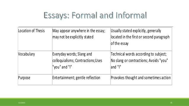 formal essay example pdf
