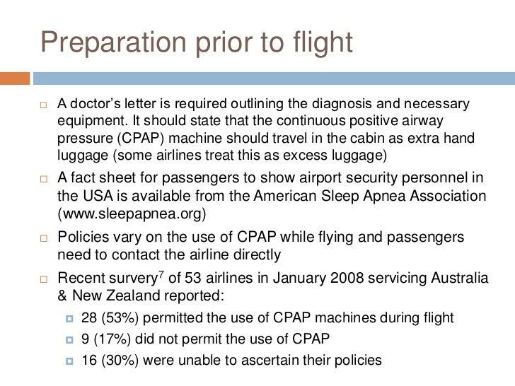 Presentation Fly Cpap November 2011