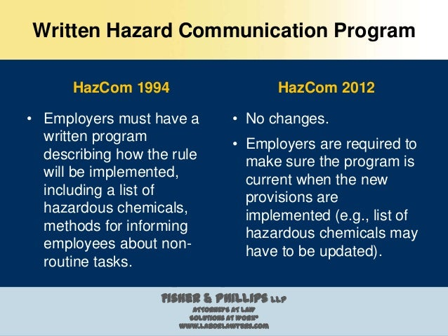 GHS & HazCom Standards under MSHA and OSHA (Georgia Mining Associatio…