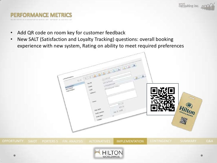 marketing plan of hilton hotel - state of the art services and technology is used to run hilton hotel and it nd web 25 may 2014 hilton-hotels-marketing-mix.