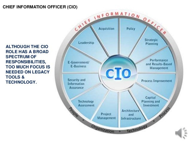 Chief information officer everything about news and tips - Office of the government chief information officer ...
