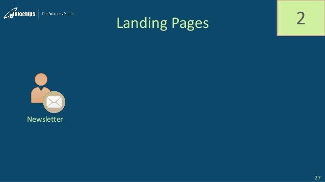 Landing Pages 2 27 Newsletter