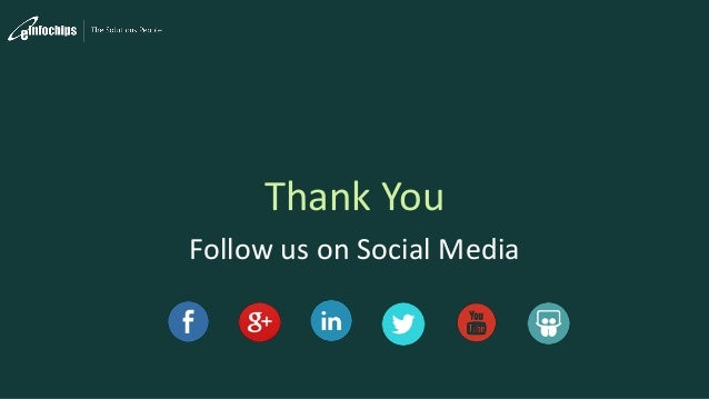 Thank You Follow us on Social Media