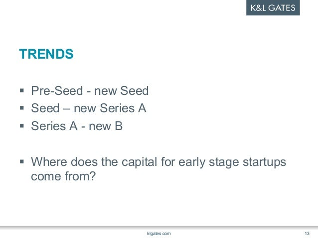 Early stage startup stock options