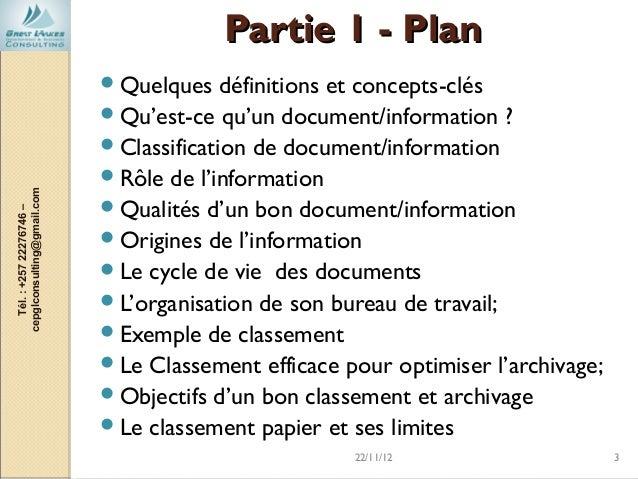 Gestion documentaire et utilité de la gestion électronique de documents Slide 3