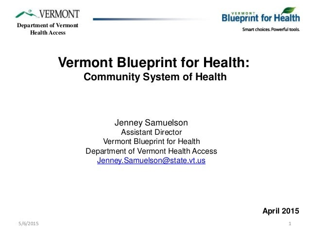 Vermont blueprint for health community system of health department of vermont health access 1562015 vermont blueprint for health community malvernweather Images