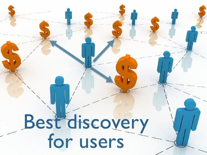Best discovery   for users