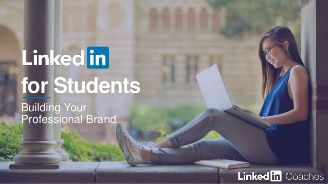 for Students Building Your Professional Brand