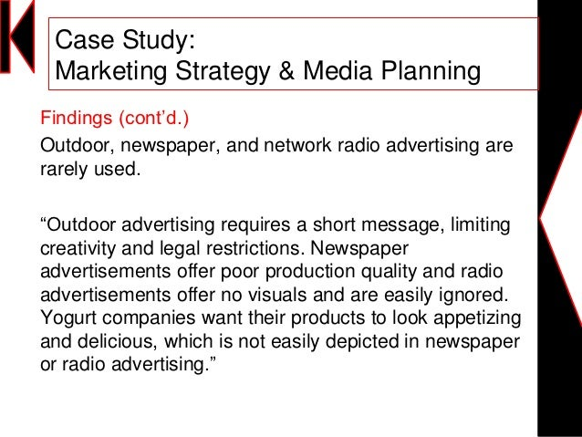 Newswire | Case Study: Optimized Media Planning ...